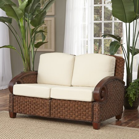 Cabana Banana III Cinnamon Love Seat (Cabana Banana Iii Love Seat By Home Styles)