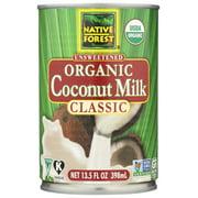 (12 Pack) Native Forest Organic Classic - Coconut Milk , 13.5 Fz