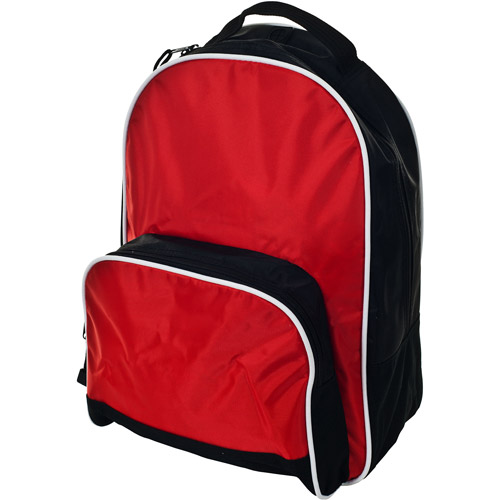 Toppers Sport Backpack, Red/black