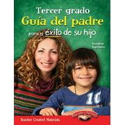 Tercer grado: Guía del padre para el éxito de su hijo - eBook