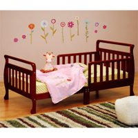 Athena Anna Toddler Bed in Cherry