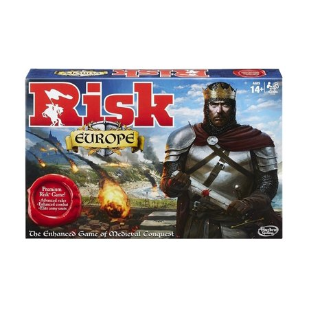 Risk Europe Game (Risk Takers Clothing)