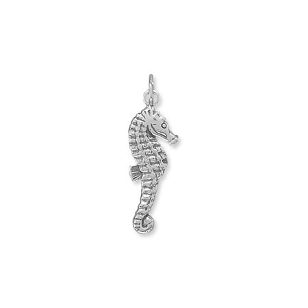 Seahorse Charm Sterling Silver](Seahorse Charm)