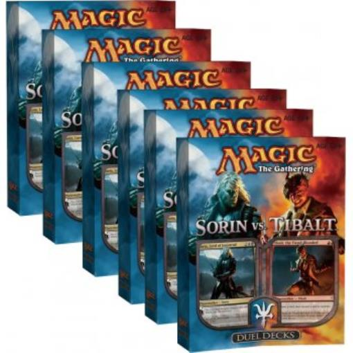 Wizards Of The Coast Duel Decks - Sorin vs. Tibalt Displa...