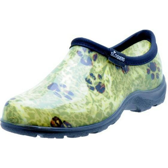 Sloggers Women\'s Paw Gardening Shoes - Walmart.com