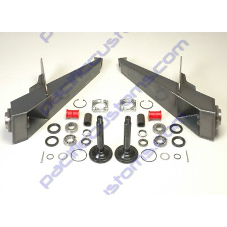 Rear Trailing Arm Line - Irs Rear 3X3 Trailing Arm Kit With Type 1 Beetle To 930 Porsche Stub Axles