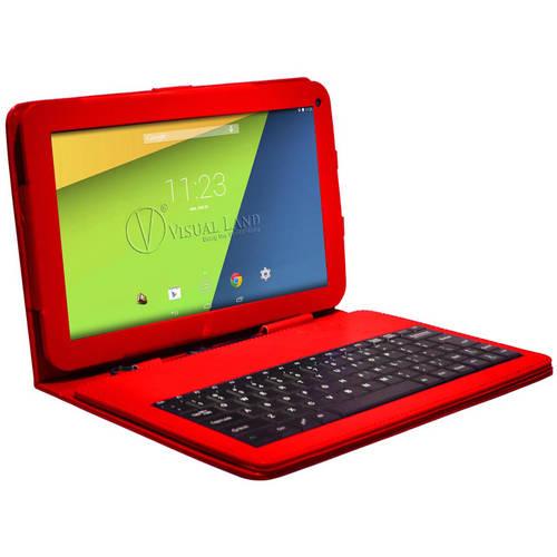 Visual Land Prestige 7 Quad Core Tablet 8GB includes Keyboard Case