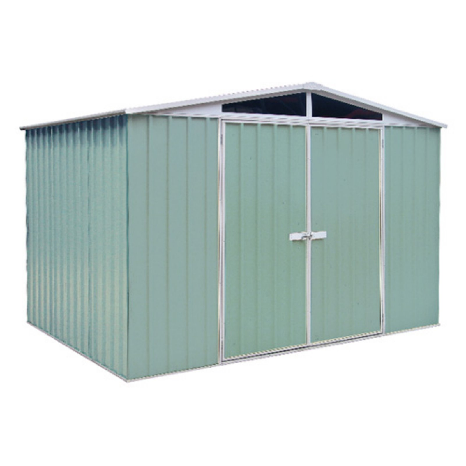 Image of ABSCO Sheds 30222DK Daylite 10 x 7 ft. Storage Shed