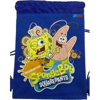 Drawstring Bag - Spongebob Squarepants - Blue