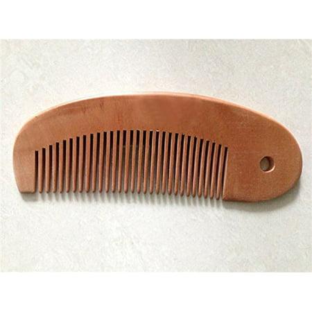 Hand Carved Neem Wood Baby Comb ~ Cradle Cap, stimulating, antiseptic,