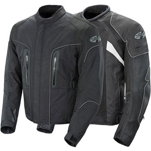 Joe Rocket Alter Ego 3.0 Textile Jacket Black/Black 2XL
