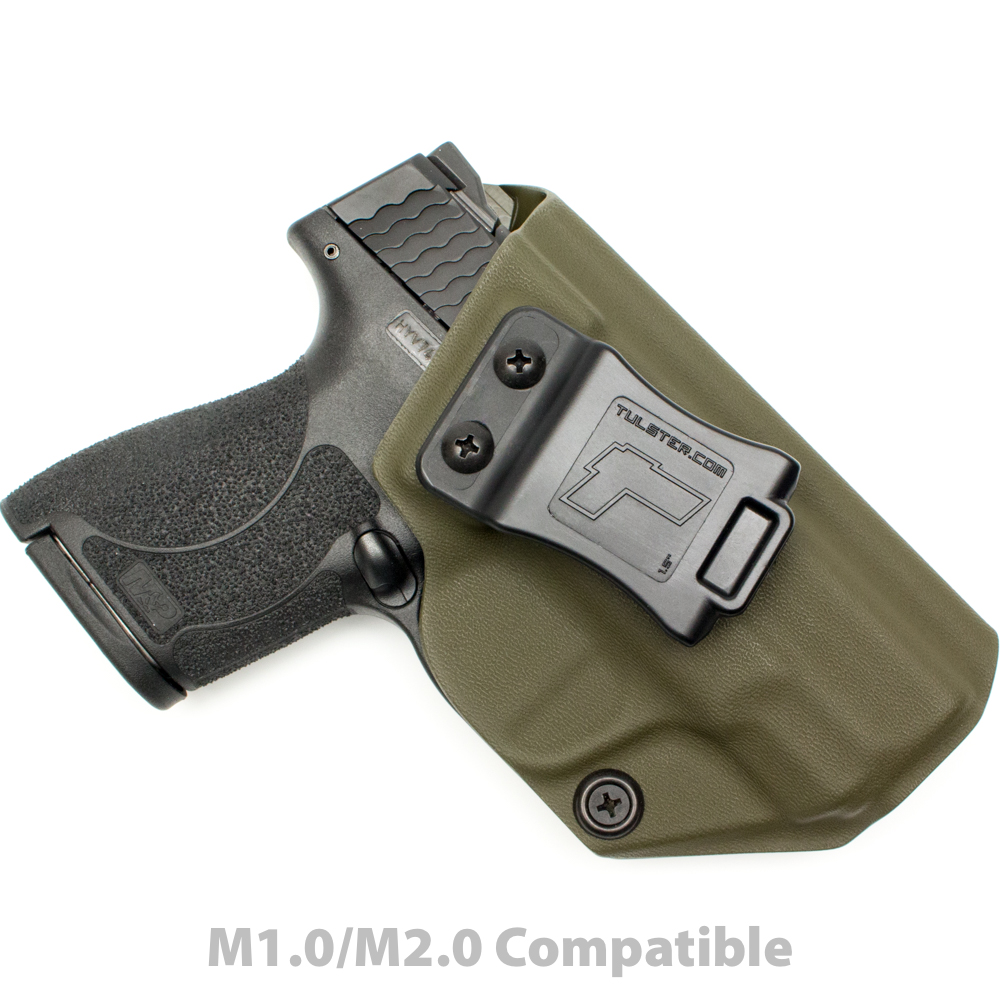 M&P Shield 9mm/.40 - Profile Holster - Right Hand