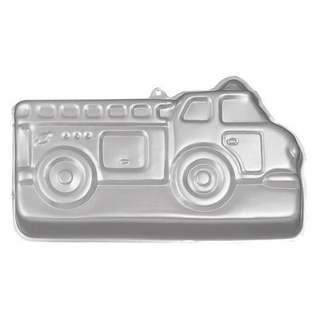 D Fire Truck Cake Pan