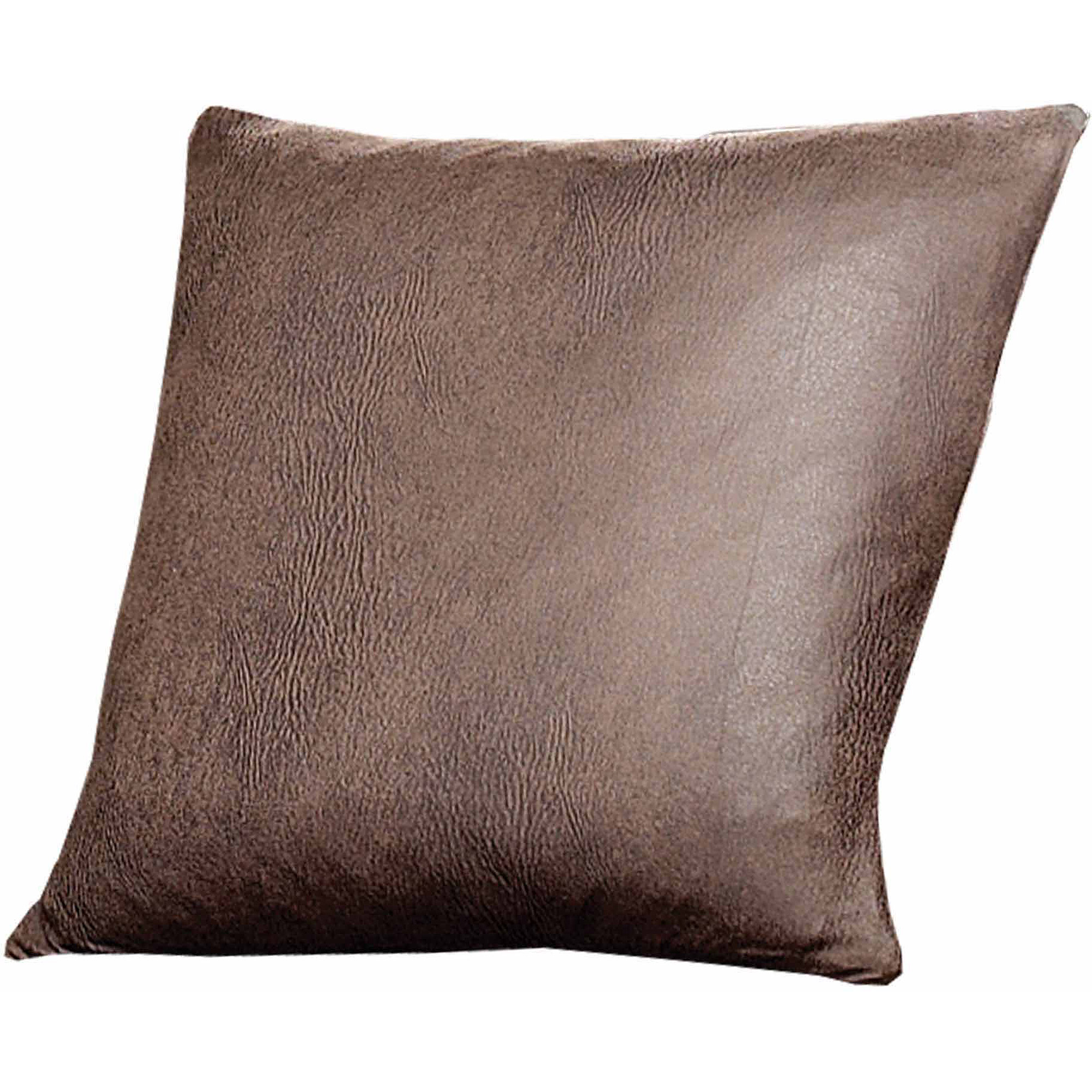 Sure Fit Stretch Leather Pillow