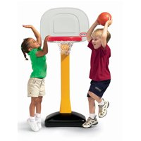 Deals on Little Tikes TotSports Basketball Set with Non-Adjustable Post