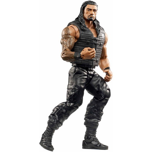 wwe basic roman reigns action figure