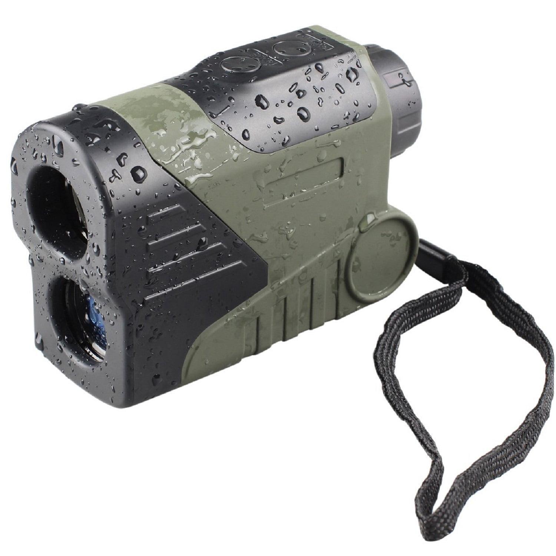 Luna Optics 1000m Laser Rangefinder Plus Speed Meter - LD...