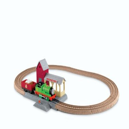 Thomas The Train Fisher Price -  Percy's Mail Delivery - Percy Train