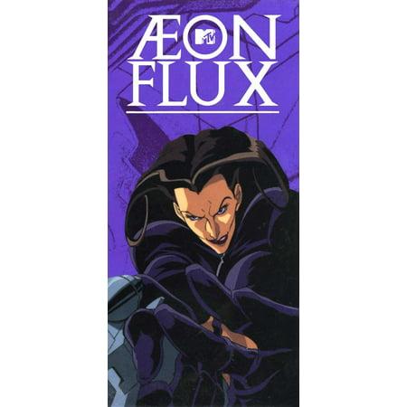Aeon Decor - Aeon Flux (1995) 11x17 Movie Poster