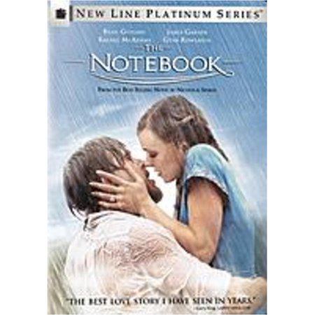 Navarre Software 794043749728 The Notebook 2004 - 121 Minutes (Refurbished)