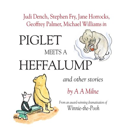 Piglet Meets A Heffalump and Other Stories - Audiobook (Pooh Bear And Piglet Halloween Costumes)