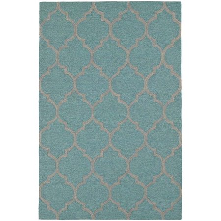 Berkley Warmth Area Rugs Cn12 Contemporary Robins Egg Ogee Arches