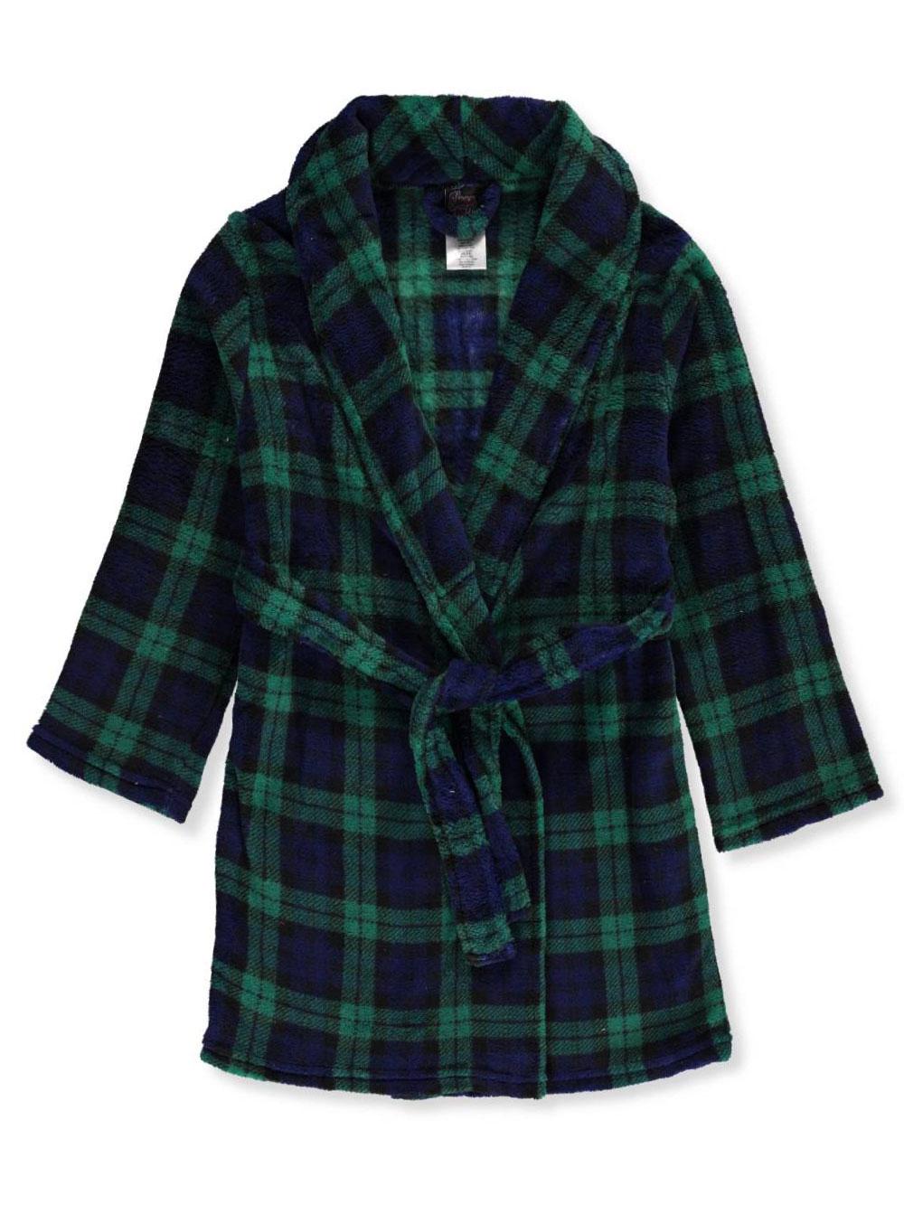 Sleep On It Little Boys' Plush Robe (Sizes 4 - 7)