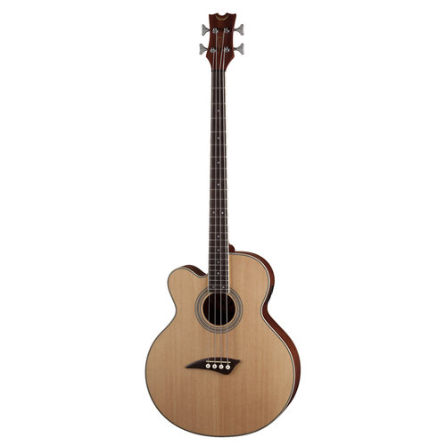 Dean Acoustic Electric Bass CAW Lefty SN by Dean
