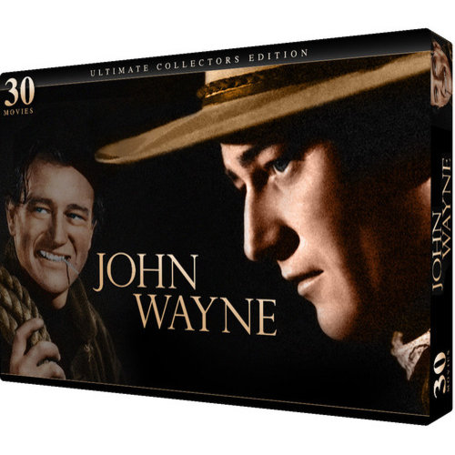 John Wayne: 30 Movies (Ultimate Collector's Edition)