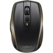 Logitech 910-005229 MX Anywhere 2 Wireless Mouse, Meteorite