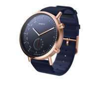 Misfit Men's Command Stainless Steel and Silicone Hybrid Smartwatch (9 color options)