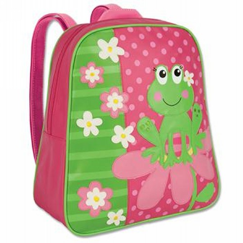Girl Frog Go-Go Backpack by Stephen Joseph - SJ1201-52B