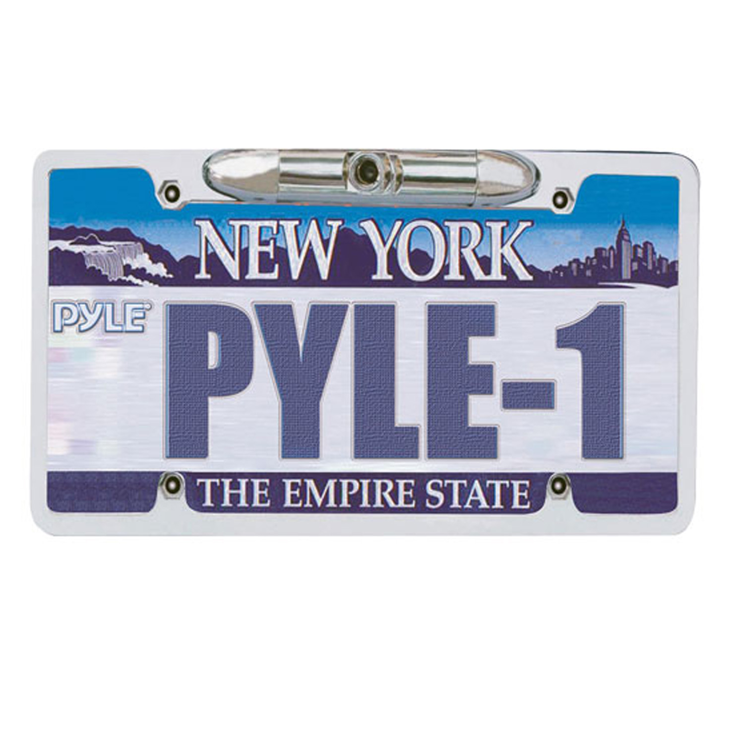 Pyle License Plate Rear View Camera