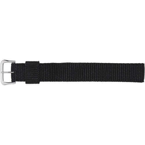 Timex Men's Performance Sport 20mm Wrap Replacement Watch Band, Black