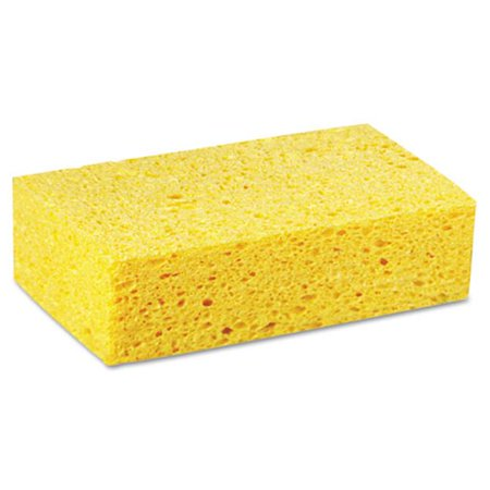 Boardwalk CS3 Large Yellow Cellulose Sponge