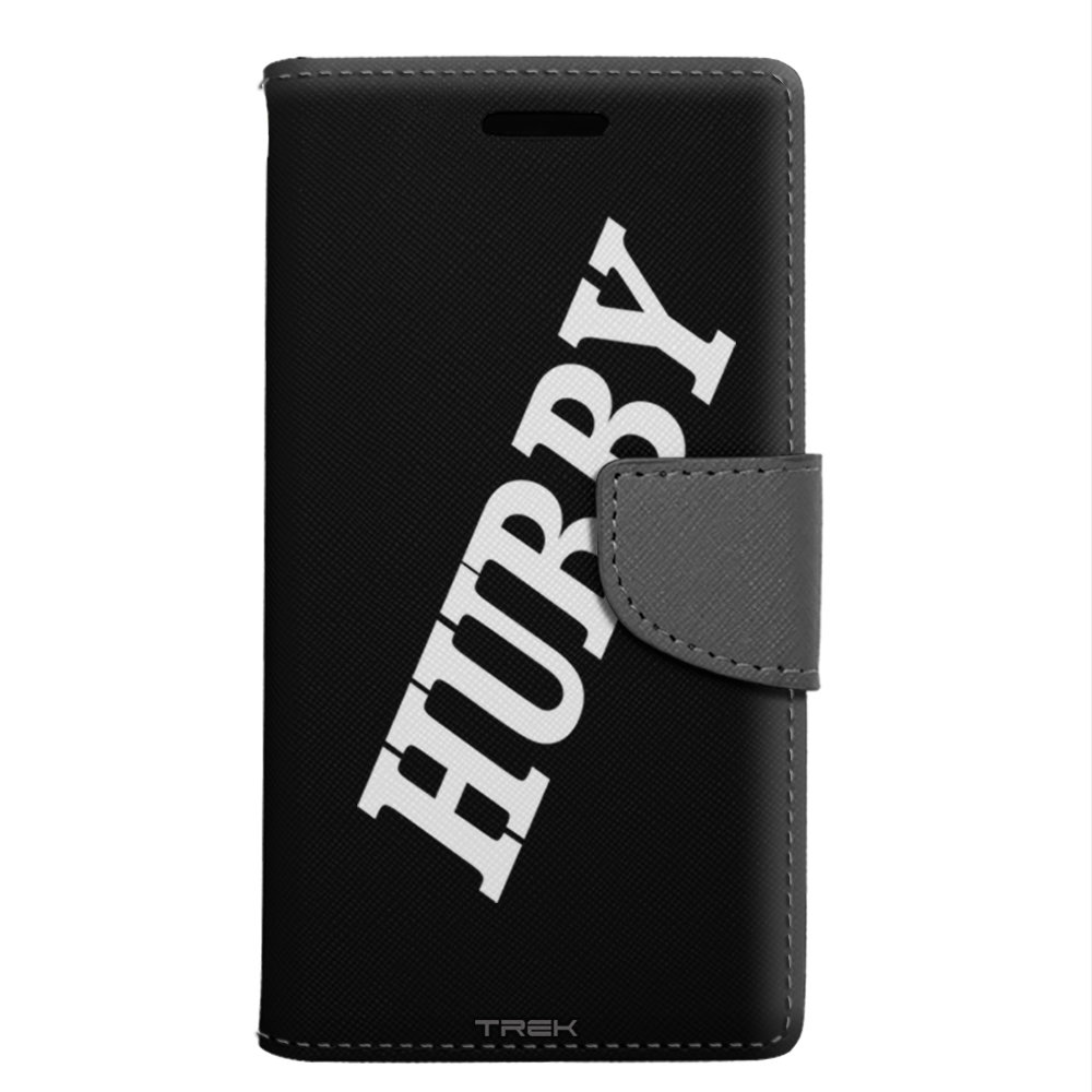 LG Class Wallet Case - Hubby on Black Case