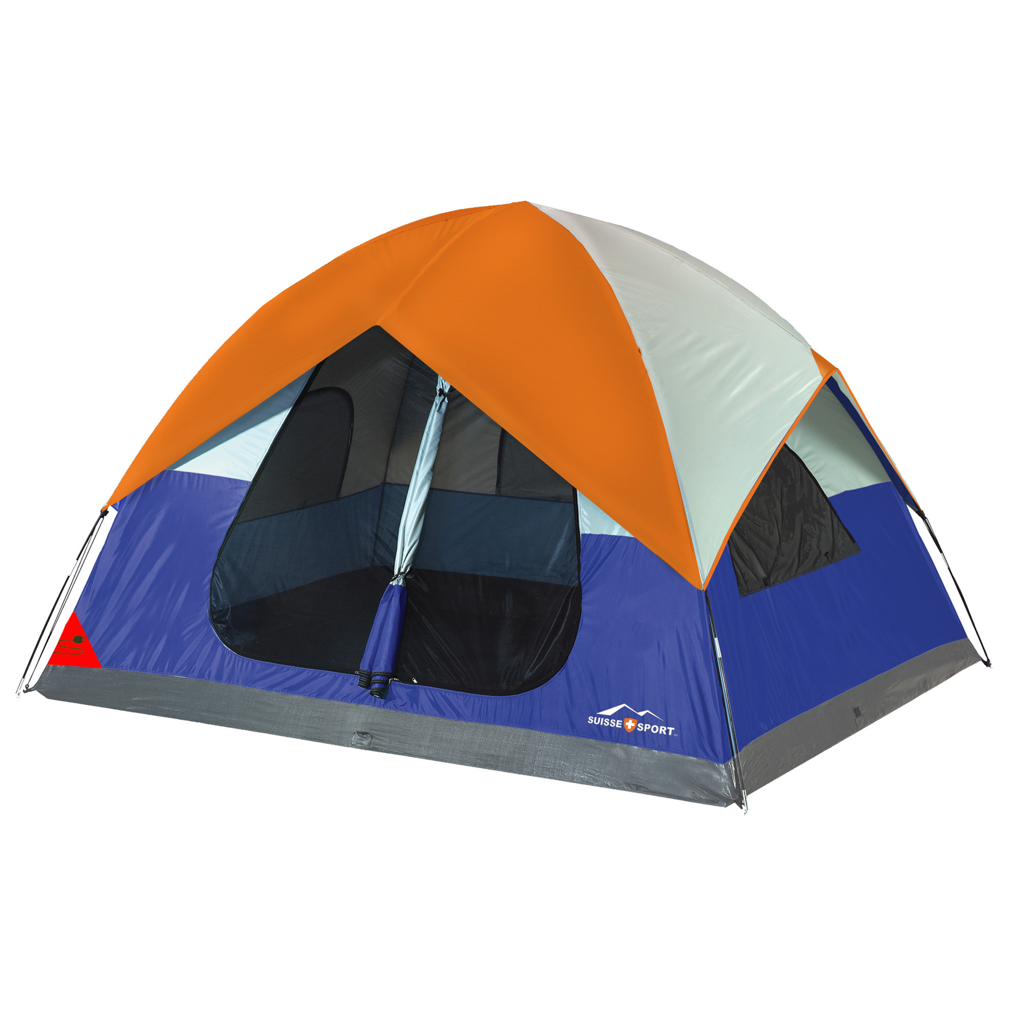 Suisse Sport 10' x 8' Yosemite 5-Person Dome Tent