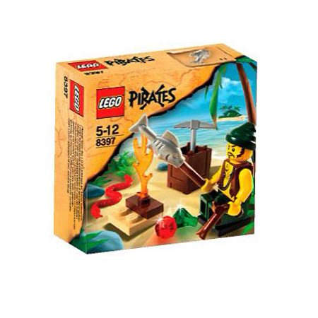 Lego Pirates Set #8397 Pirate Survival](Lego Pirate Set)