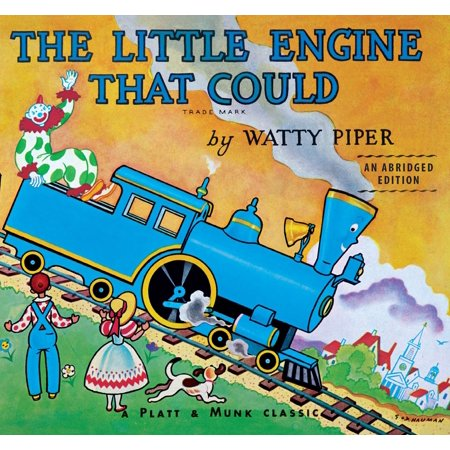 Little Engine That Could (Board - Little Old Engine