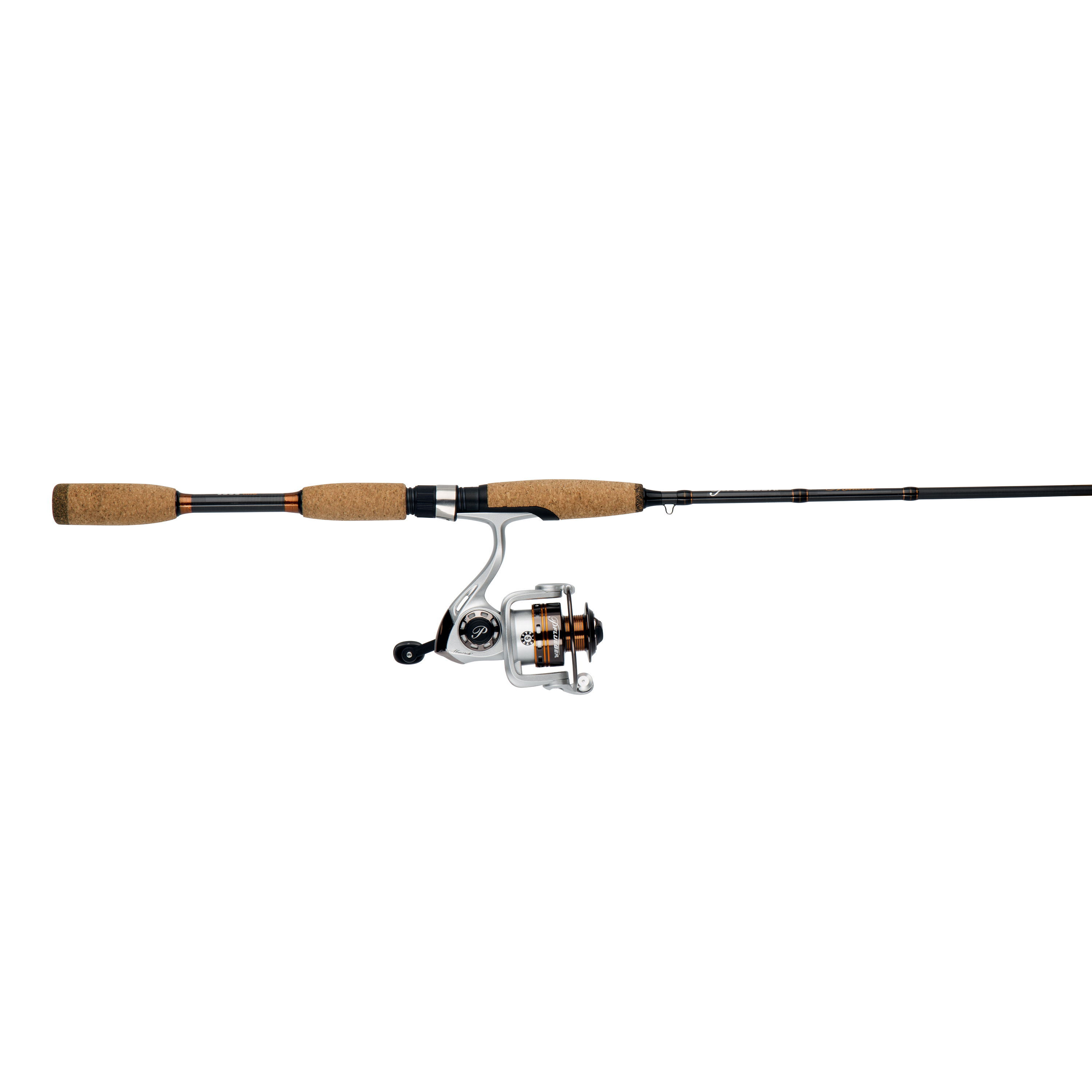 Pflueger Monarch Spinning Combo