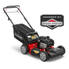 Snapper 21'' Front-Wheel Drive Self Propelled Gas Mower with Side Discharge, Mulching, and Rear Bag