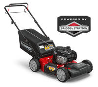 Snapper 21'' Front-Wheel Drive Self Propelled Gas Lawn Mower with Side Discharge, Mulching, and Rear Bag