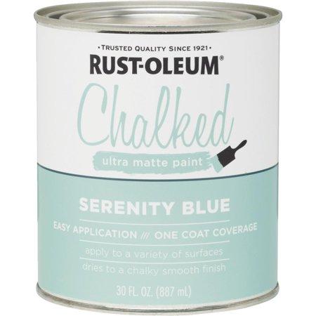 Rust Oleum Chalked Chalk Paint