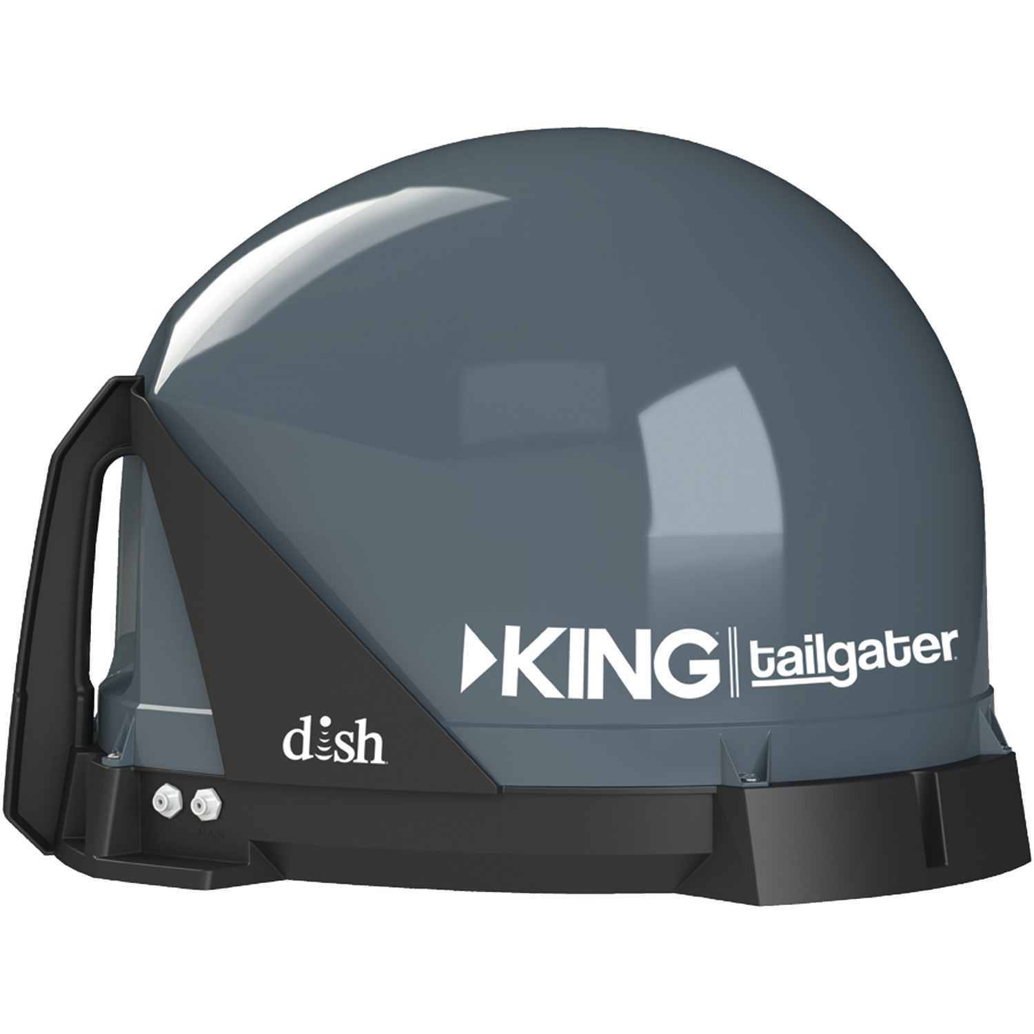 King Vq4500 Tailgater Portable Satellite Antenna