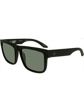 bbba92624ed93 Product Image Spy Men s Polarized Discord 673119973864 Black Square  Sunglasses