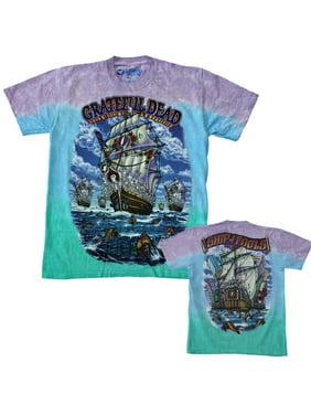 8cd1f9ad08b Product Image Ship of Fools T-Shirt - Purple - Large. Liquid Blue