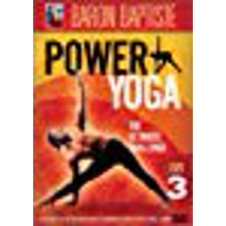 Baron Baptiste's Power Yoga Level 3