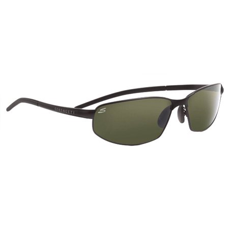 Serengeti Classic Sunglasses - Serengeti Granada Sunglasses  56 Satin Black