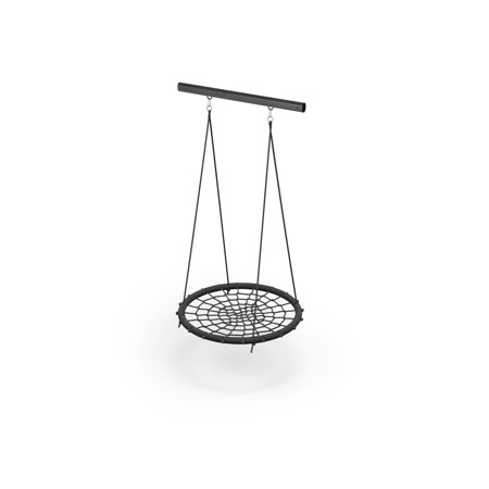 Vuly Nest Swing Compatible with All Vuly 360 Pro Swingsets Certified for up to 175 lbs.