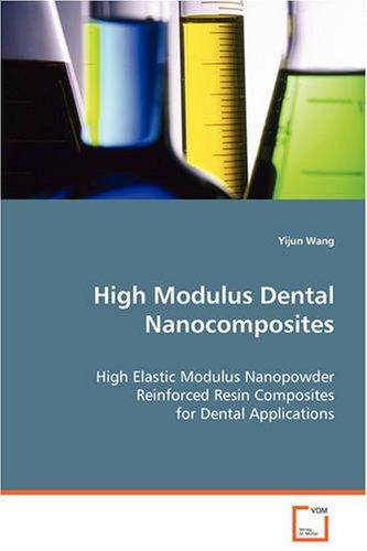 High Modulus Dental Nanocomposites by